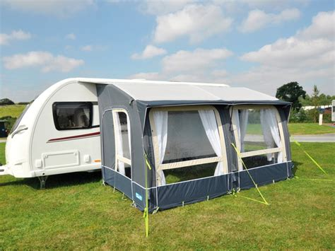 caravan awning reviews ka classic air expert 380 practical caravan
