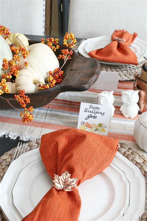 decorating printable thanksgiving place cards thanksgiving tablescape and free printable thanksgiving