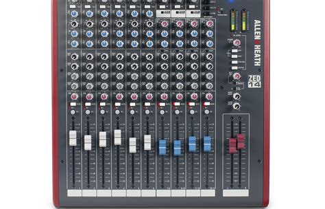 Mixer Allen Heath zed 14 allen heath