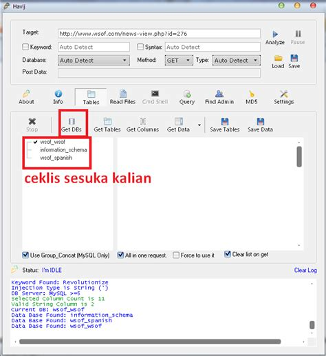 Tutorial Deface Havij | tutorial deface website dengan havij grenox rizky hamdana