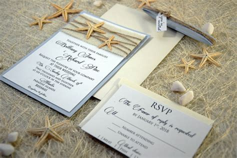 Unique Custom Wedding Invitations by Custom Invitations Burlap Wedding Invitation