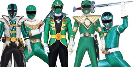 green range power rangers actor wants female tommy oliver screen rant