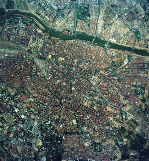 imagenes satelitales y aereas vista a 233 rea de zaragoza tama 241 o completo