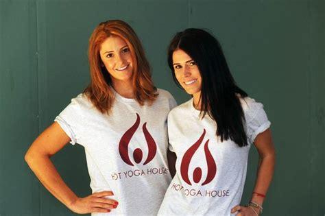 hot yoga house women bring global influences to first hot yoga studio