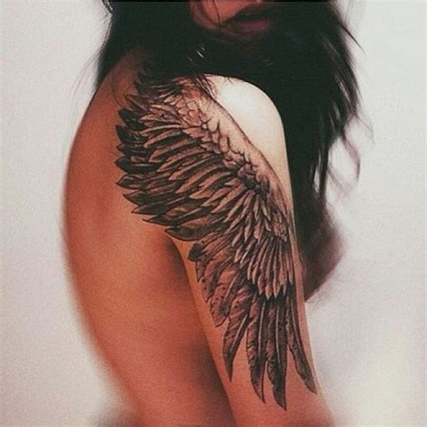 tattoo angel wings sleeve sexy angel bird wing sleeve tattoo venice tattoo art designs