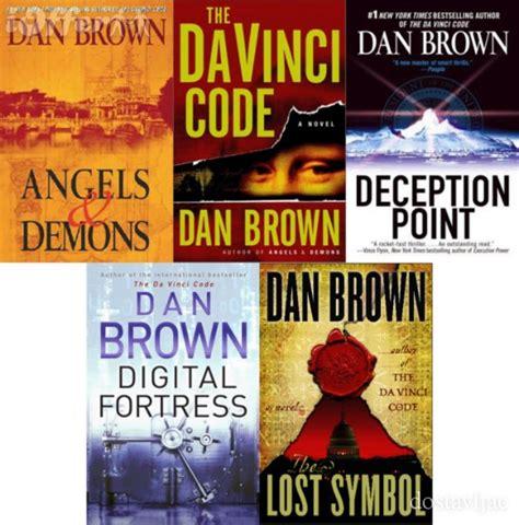 best dan brown books books by dan brown books dan