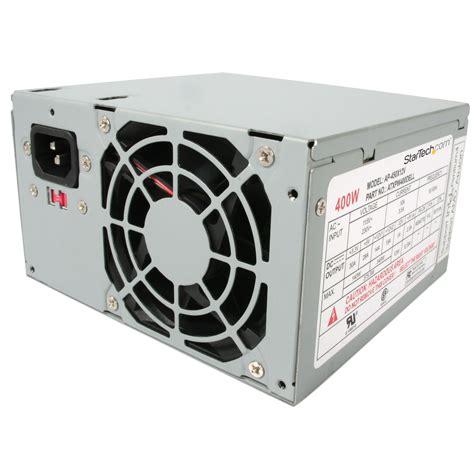 Power Supply 400watt startech pw400dell 400 watt atx 12v 2 01 dell