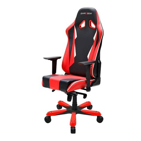 Promo Gaming Chair Dxracer Oh I11 Nr Black Armrests 4d Class big black dxracer sentinel series computer gaming chair oh gamers seat