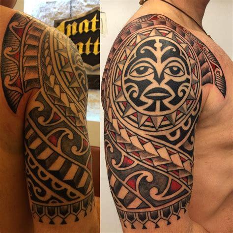 strong tribal tattoos 30 best maori designs strong tribal pattern