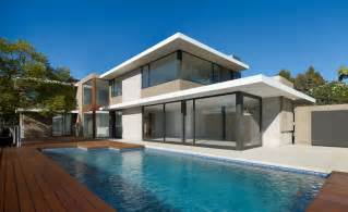 homes with pool interior exterior plan modern home exterior with