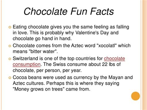 coco trivia interesting facts on chocolate wikybrew com