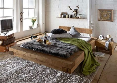 schlafzimmer holzbett 33 best schlafzimmer images on bedroom ideas
