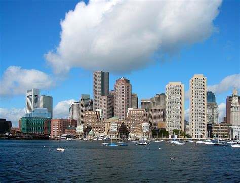 Weekend Guide To Boston Ground Report Boston Skyline