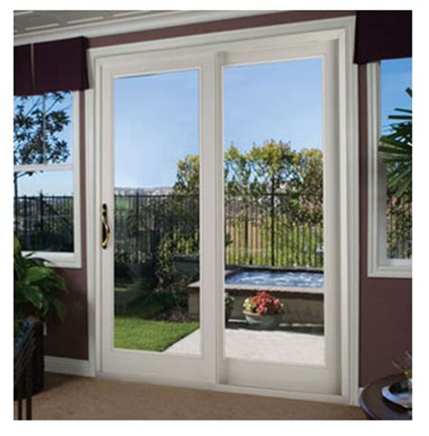 Sliding Exterior Doors Sliding Patio Doors Rusco 174 Manufacturing Inc