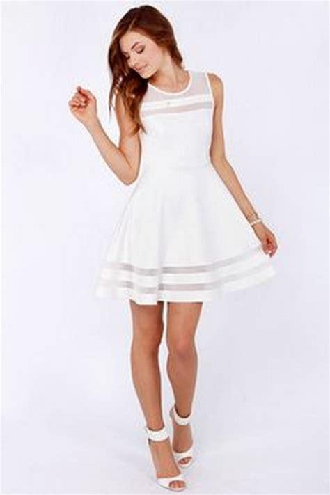 Bridal Shower Dresses For The white bridal shower dress