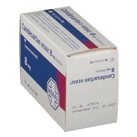 Candesartan 8 Mg candesartan hexal 8 mg tabletten shop apotheke