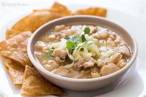 recipe for white chili with chicken white chili recipe simplyrecipes