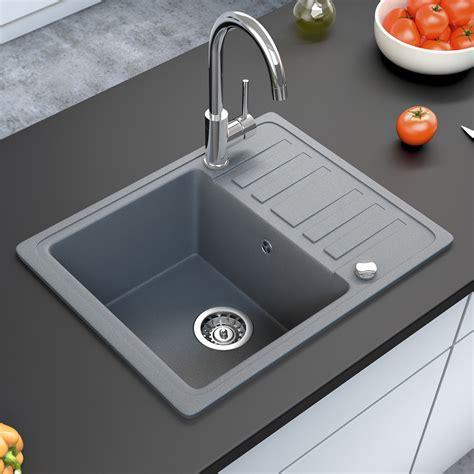 Built In Kitchen Sink Bergstroem Granite Kitchen Built In Sink Reversible