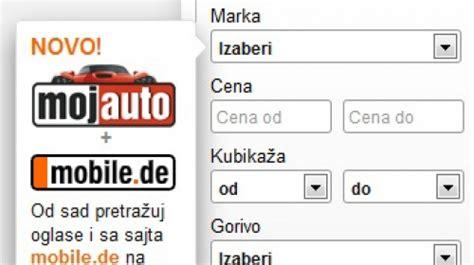 moj auto mobile de novo na sajtu moj auto pretra緇ite bazu mobile de auto