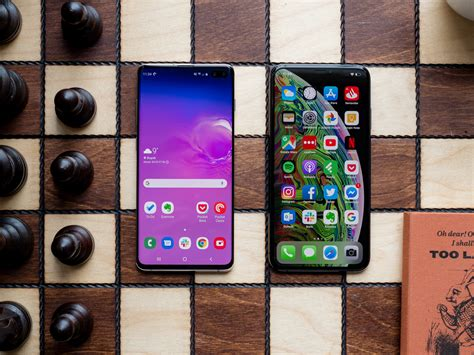 samsung galaxy s10 plus versus iphone xs max a great comparison of top smartphones xiaomist