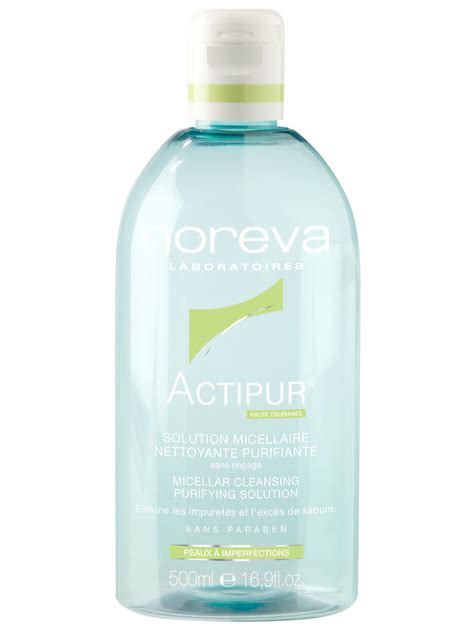 Detox Solution Reviews by Noreva Actipur Micellar Cleansing Solution Purifying