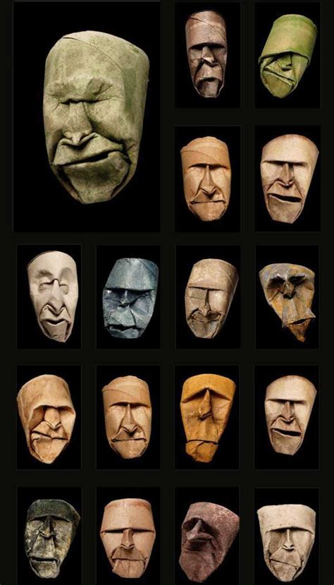Junior Fritz Jacquet by Apontamisto Junior Fritz Jacquet Toilet Roll Faces