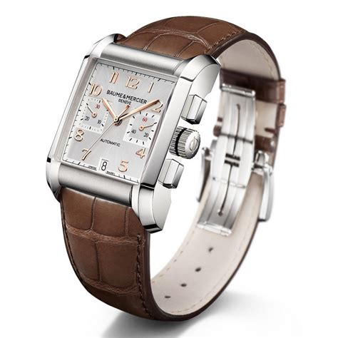 baume mercier hton chronograph watches 10029 and