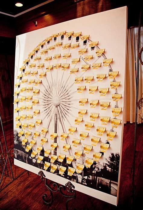 Formidable Idee Decoration Table Mariage #3: Plan-de-table-grande-roue.jpg