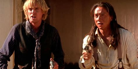 owen wilson and jackie chan owen wilson and jackie chan will reunite for shanghai dawn