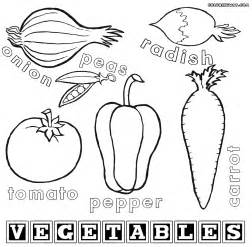 vegetable coloring pages vegetables coloring pages coloring pages to and