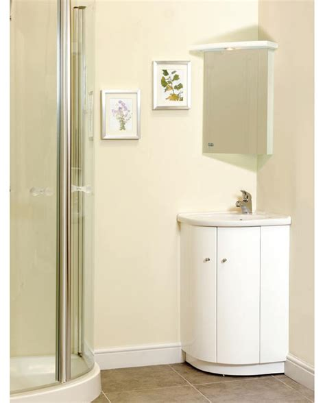 Corner Bathroom Sink Cabinet Furniture White Corner Bedroom Makeup Vanity With Mirrored X Legs And Upholstered Chair Also