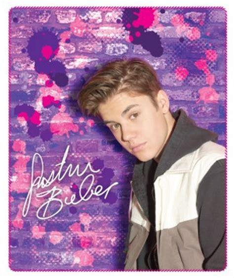 Justin Bieber Decke by Justin Bieber Throw Blankets