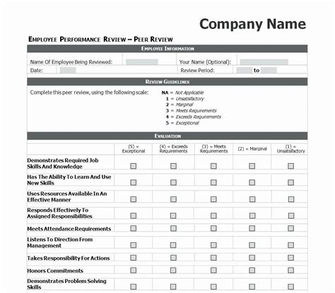 Quoet Photos Of Employee Review Forms Twilightblog Net Twilightblog Net Consultant Review Template