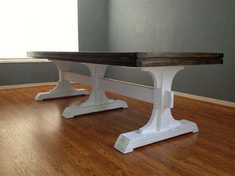 Diy White Dining Room Table Diy Farmhouse Table Using White Plans Faith Family And A Blissful Diy Farmhouse