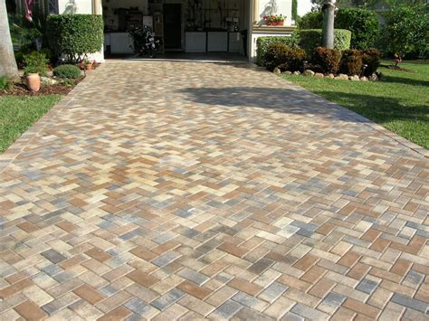 Patio Pavers Price 2017 Driveway Installation Cost Cost To Repave A Driveway