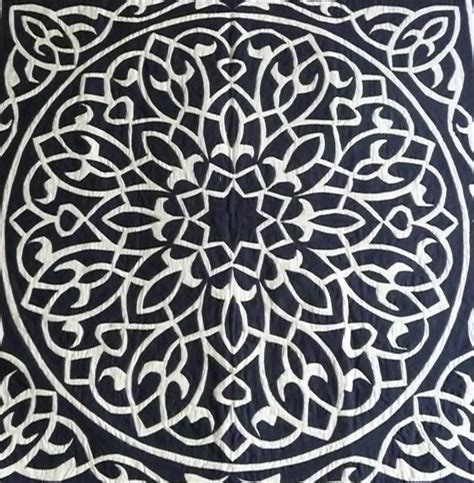 islamic pattern work large cushion khayamiya
