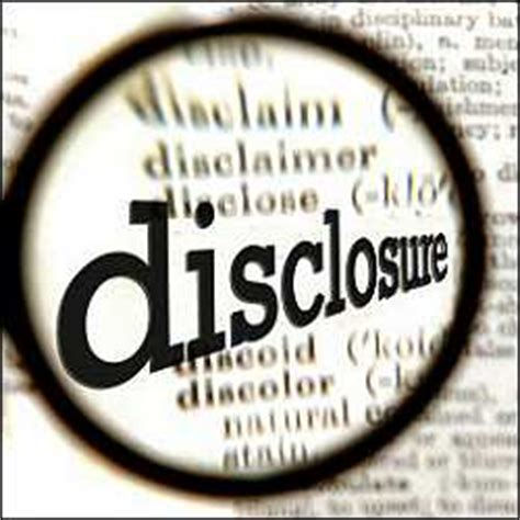 Criminal Record Disclosures Lessons In Disclosure Just Because An Employer Doesn T Ask The Question You