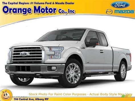 2016 white ford f150 2016 oxford white ford f150 xlt supercrew 4x4 110220847