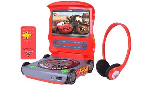 Portabler Dvd Player Auto by Disney Cars 7 Quot Portable Dvd Player Groupon