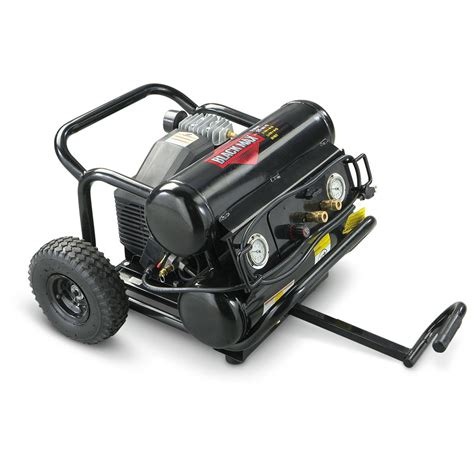 black max air compressor factory reconditioned 145641 air tools at sportsman s guide