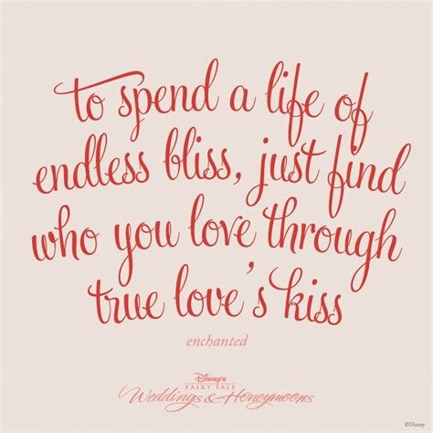 disney film quotes about love enchanted disney quotes quotesgram