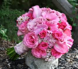 bridal flower the simplicity and tenderness of pink wedding flowers wedding and flowers