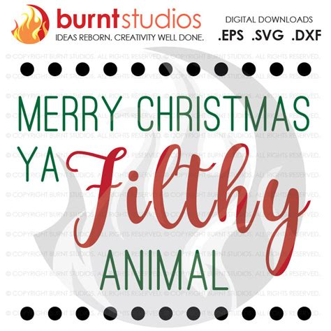 images of merry christmas you filthy animal digital file merry christmas you filthy animal home alone