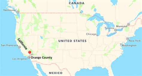 orange county usa map valley hibiscus worldwide hibiscus garden in the