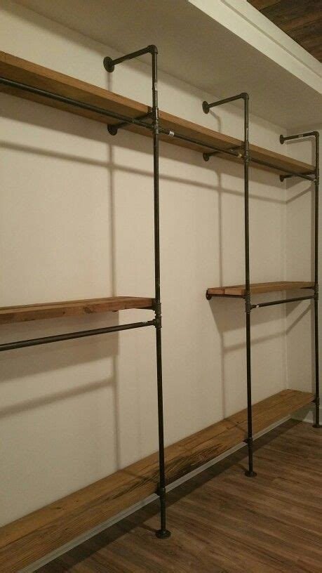best 25 pipe closet ideas on industrial