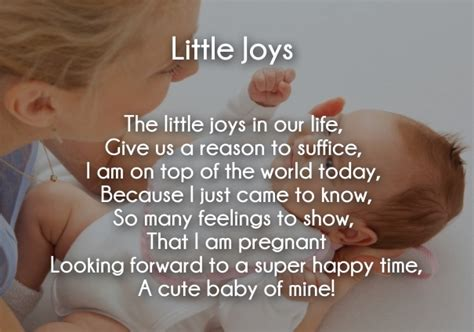 wedding announcement poems 20 pregnancy announcement poems with images