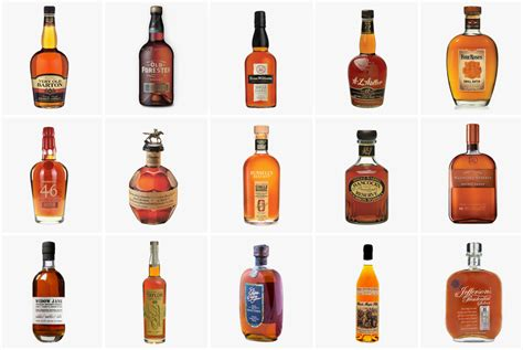 best available 15 best available bourbons gear patrol