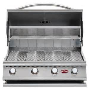 home depot bbq grills cal gourmet series 4 burner built in stainless steel