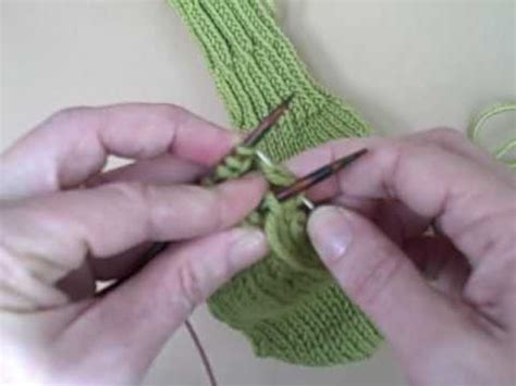 Knitting Kitchener Stitch by Kelley S Sock Class Kitchener Stitch