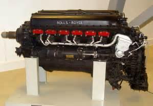 Rolls Royce Merlin Engine Rolls Royce Merlin Aero Engine Flickr Photo